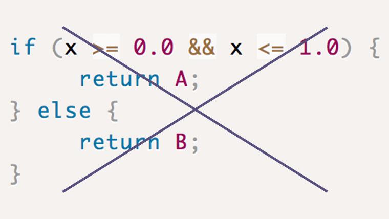 if文を使わずに値が0から1の範囲内に収まっているか調べる【シェーダ最適化】
